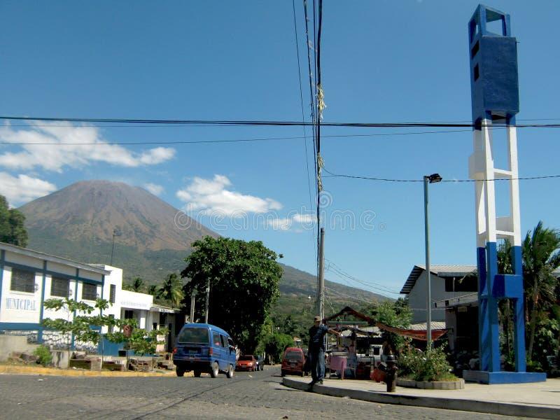 Minha cidade 1 fotografia de stock
