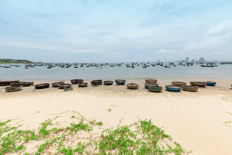 Minha praia de Khe ? uma praia bonita foto de stock royalty free