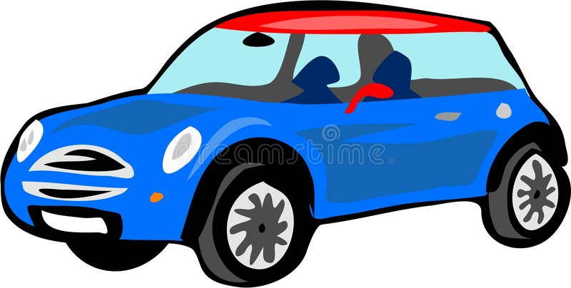 Download Mini stock illustration. Illustration of automobiles, motor - 164298