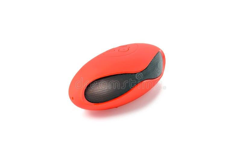 Mini altoparlante senza fili del bluetooth fotografie stock