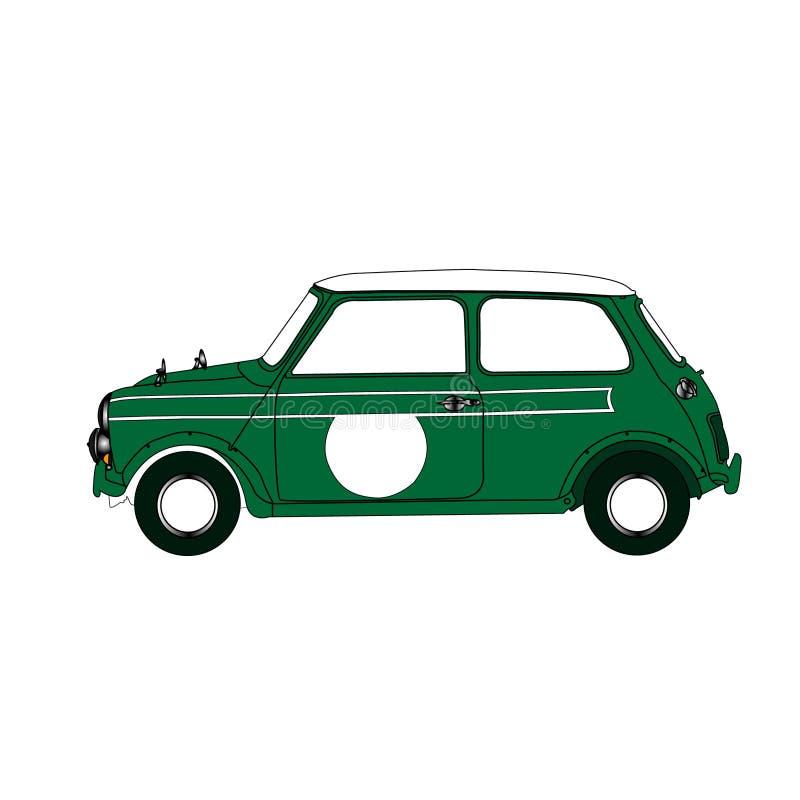 Edizione Speciale Di Mini Cooper 35 Fotografia Stock