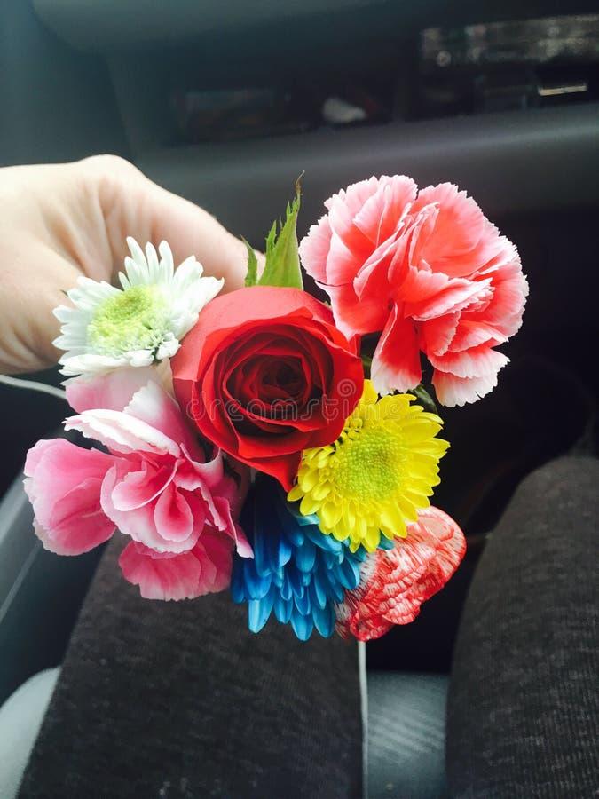 Mini bouquet royalty free stock photo