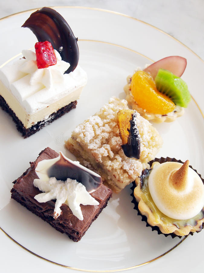 Download Mini cake stock photo. Image of colorful, beautiful, currant - 24517024