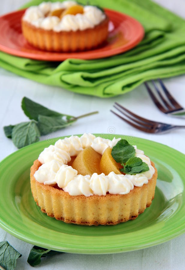 Peach Cake Stock Image Image Of Apricot Baked Snack