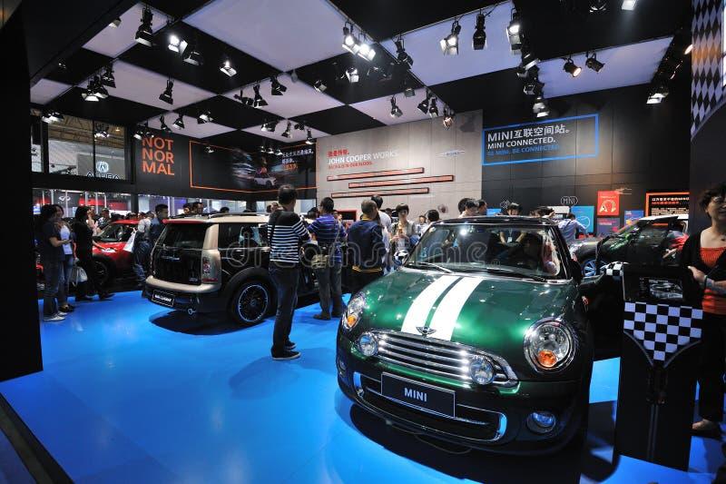 Download Mini car pavilion editorial stock photo. Image of expo - 33648253