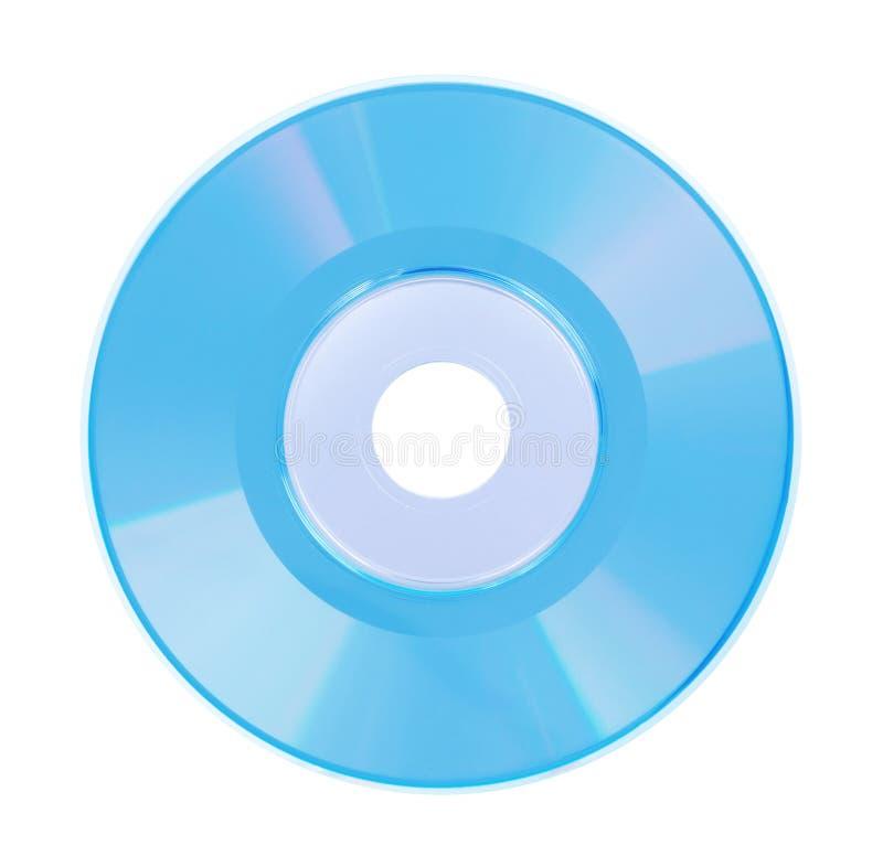 Mini-CD oder DVD lokalisiert lizenzfreies stockbild