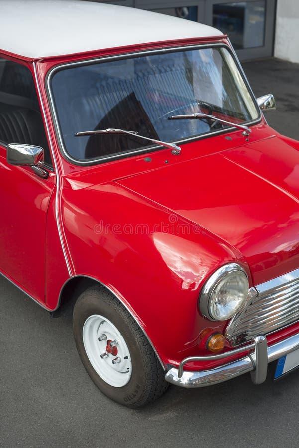 Mini Cooper stock foto