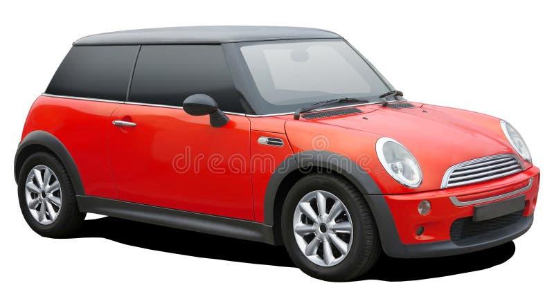 Mini Cooper rouge photos libres de droits