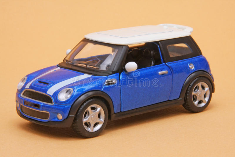 Mini Cooper S royalty free stock images