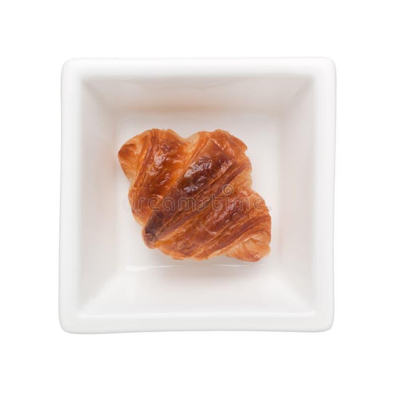 Mini Croissant stock images
