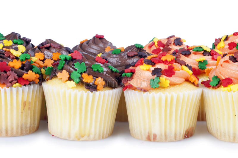 Mini Cupcakes image stock