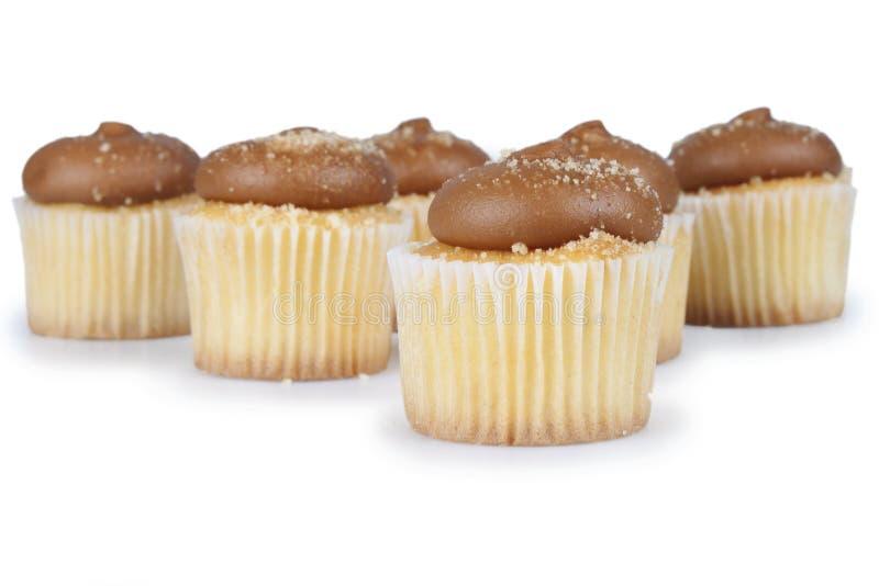 Mini Cupcakes imagen de archivo libre de regalías
