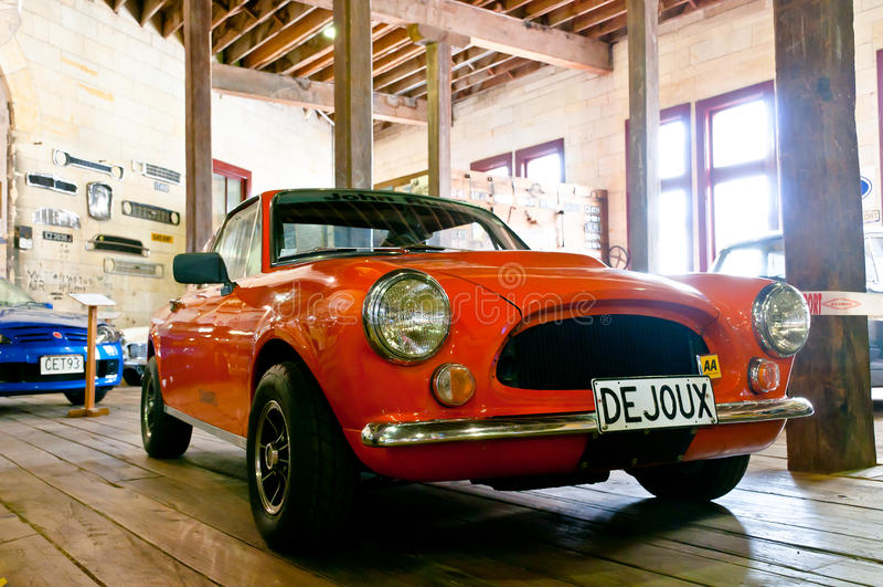 Mini DE Joux GT 1970 foto de archivo