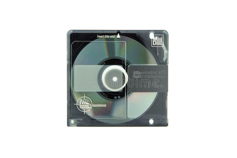 Mini Disc immagini stock