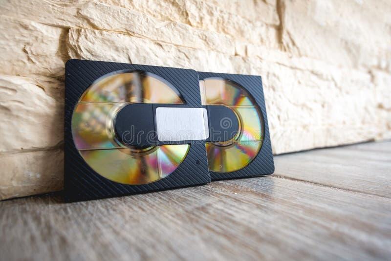 Mini Disc images libres de droits