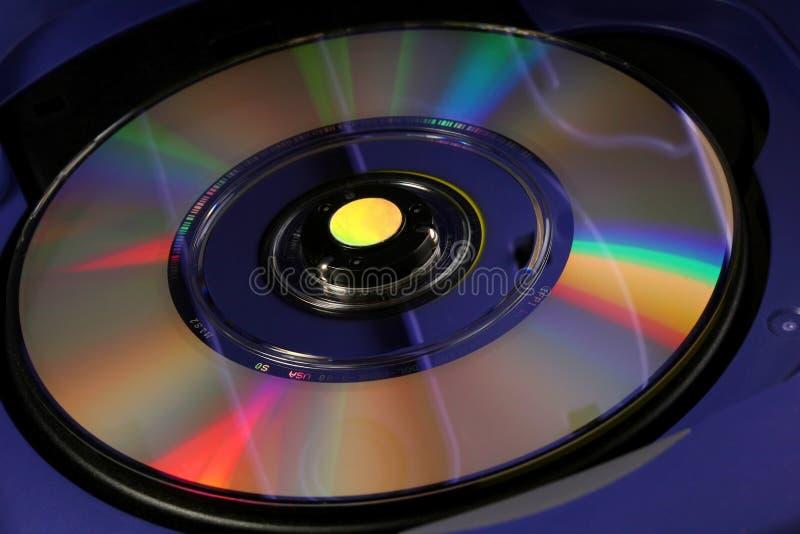 Mini disco fotografie stock libere da diritti