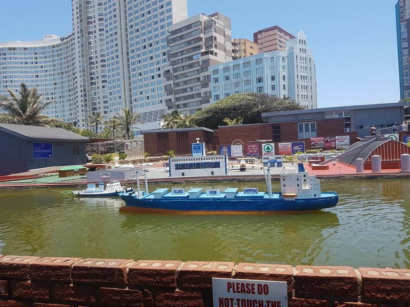 Mini Durban royalty free stock photography