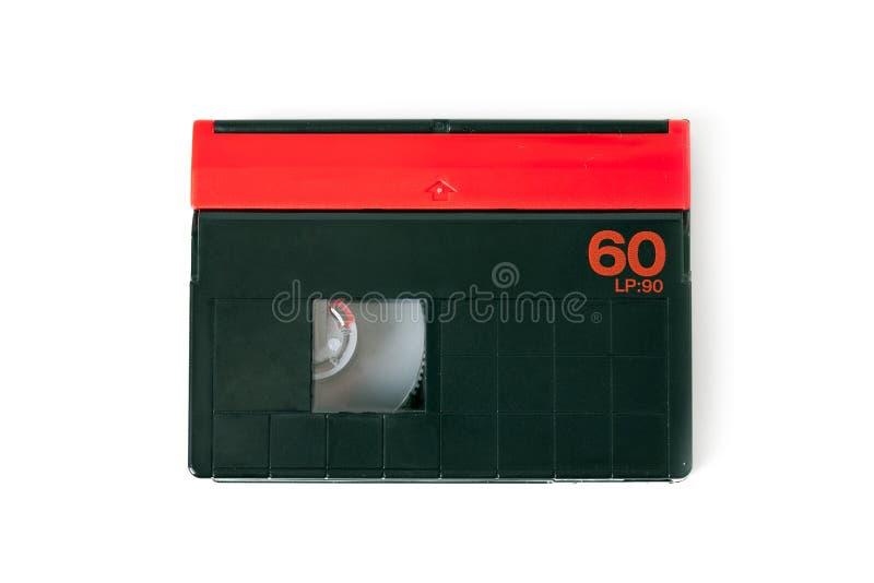 Mini-DV Kassette stockfotos