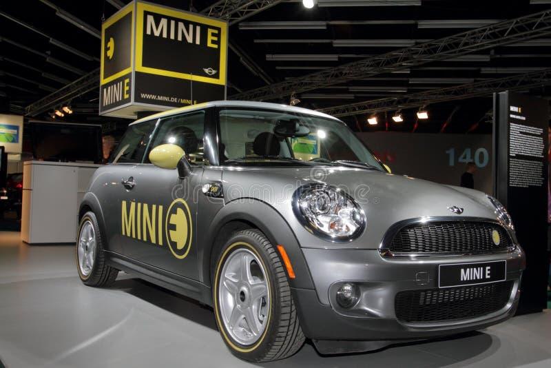 Mini E Electric Car - 2010 Geneva Motor Show