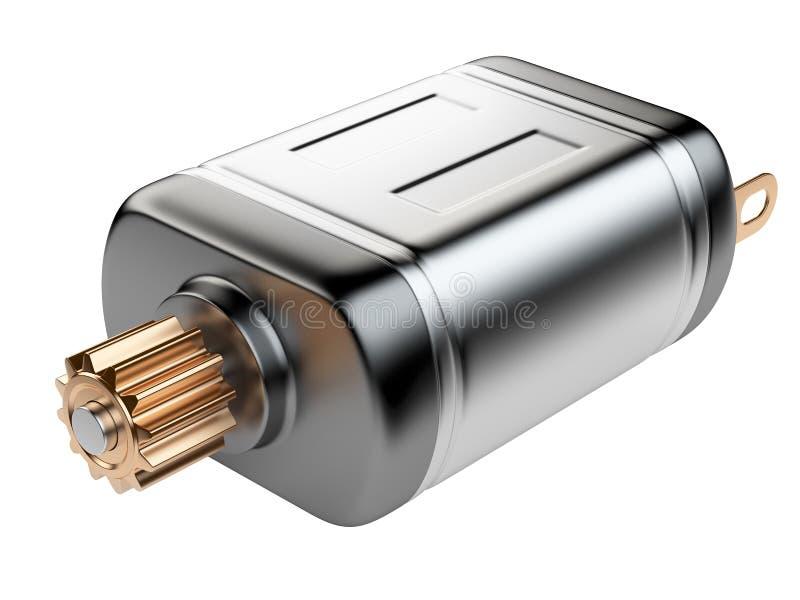 Mini Electrical Motor illustration stock