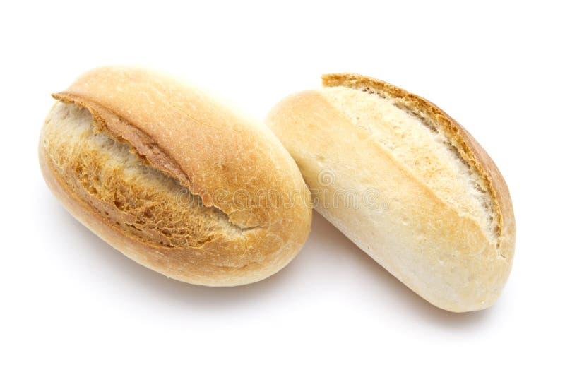 Mini Fresh baguette royalty free stock image