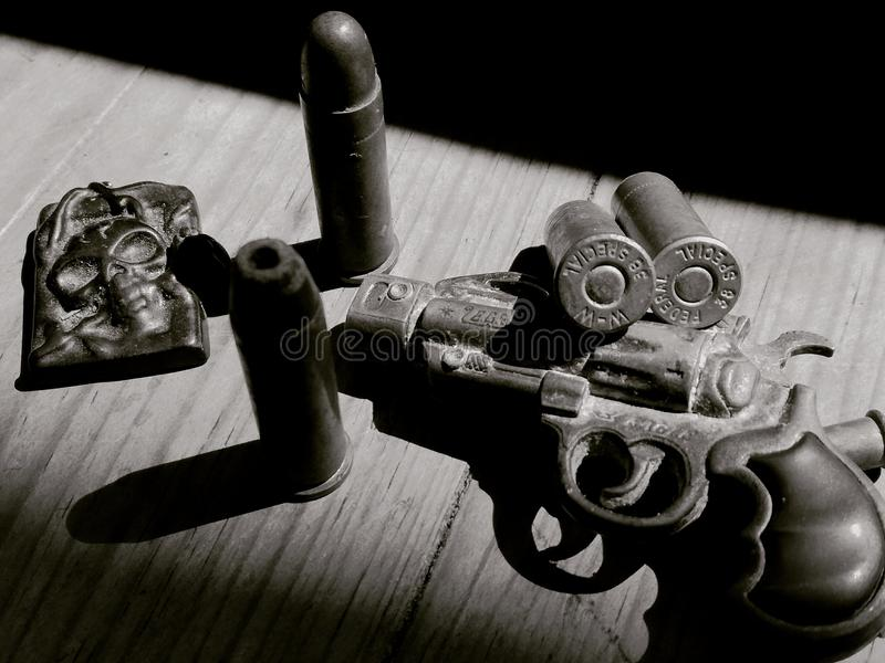 Mini-Gewehr stockfotos