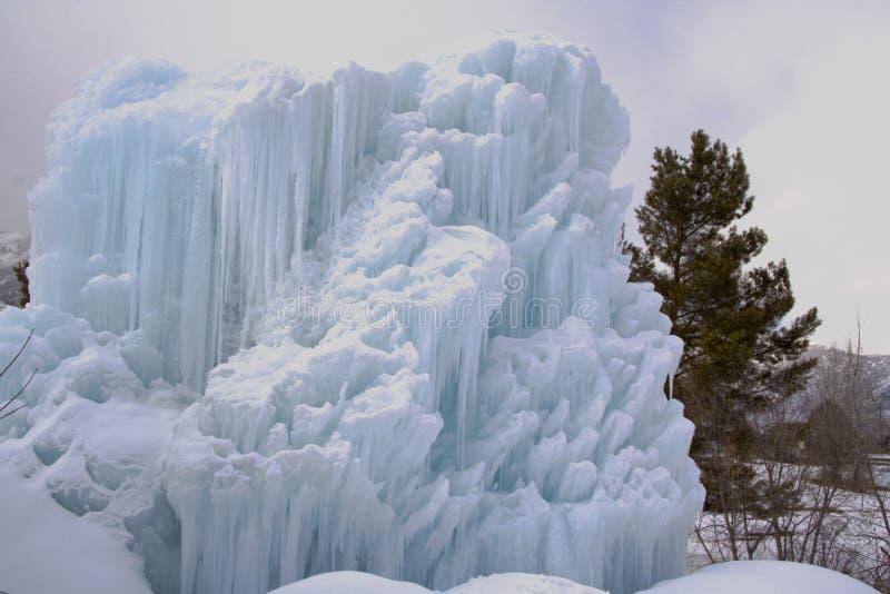 Download Mini Glacier Royalty Free Stock Photo - Image: 535405