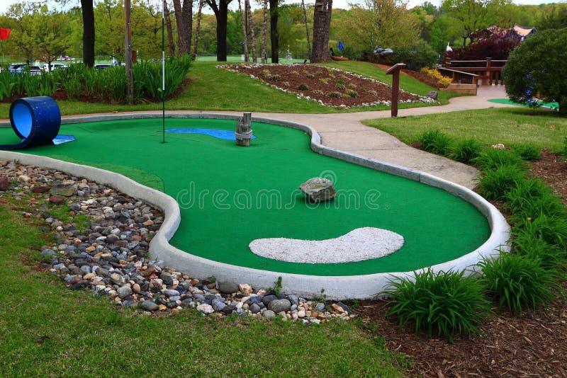 Mini Golf image libre de droits