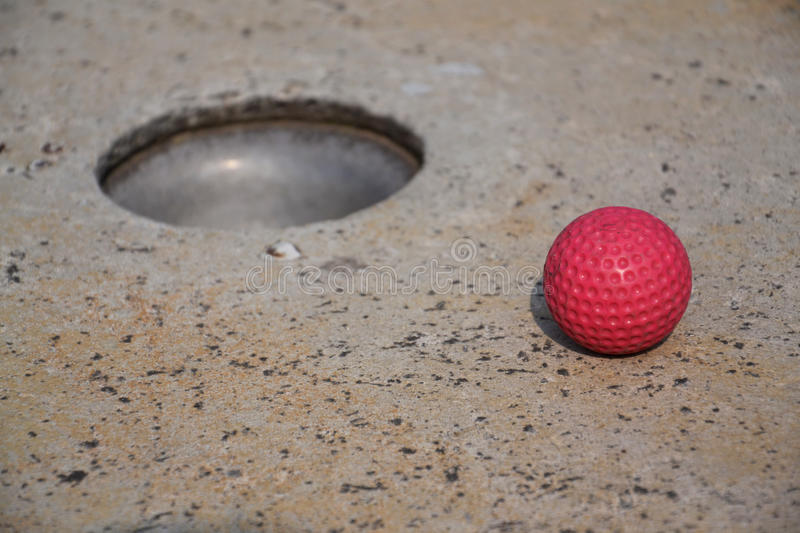 Download Mini golf stock photo. Image of mini, closeup, horizontal - 30820234