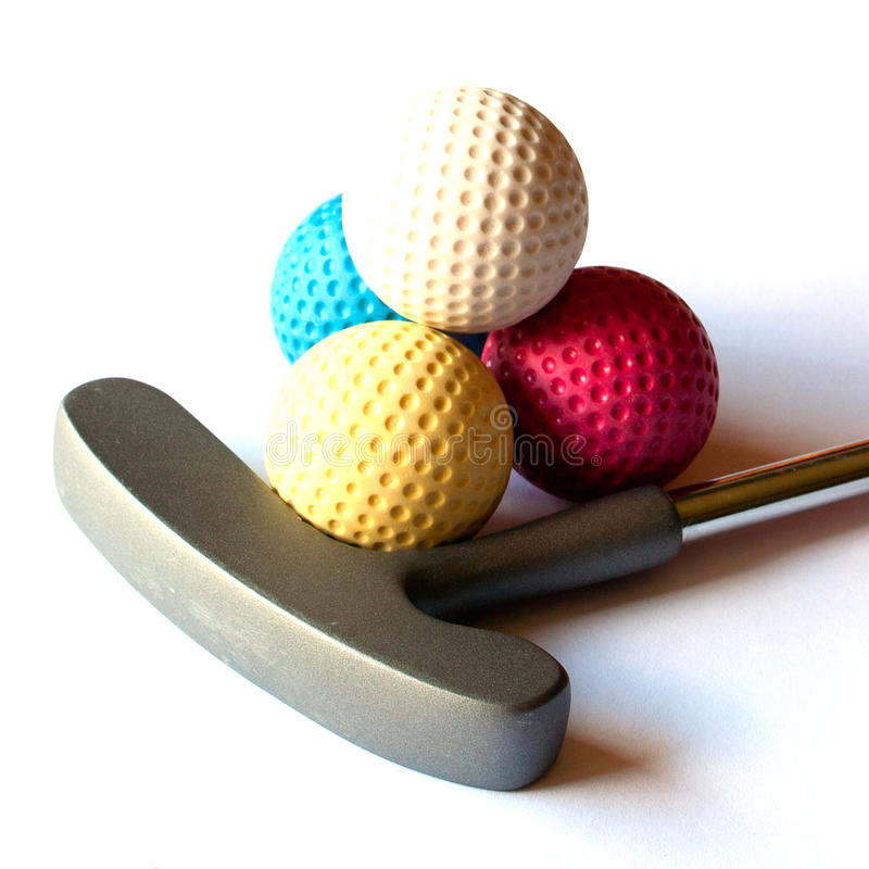 Download Mini Golf Material - 03 stock photo. Image of pole, lifestyle - 29921156