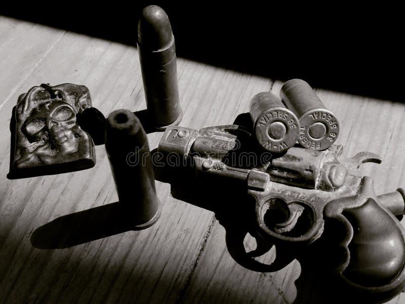 Mini-gun stock photos