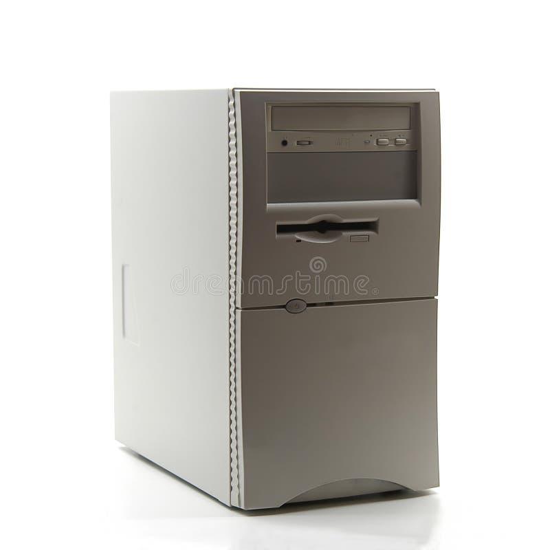 Mini-Kontrollturm PC stockfoto