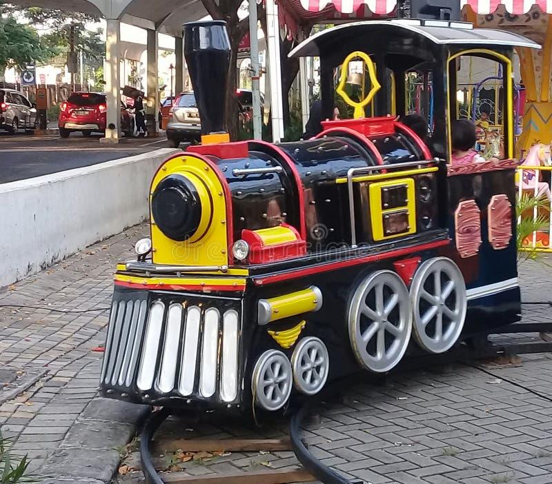 Mini Locomotive imagen de archivo