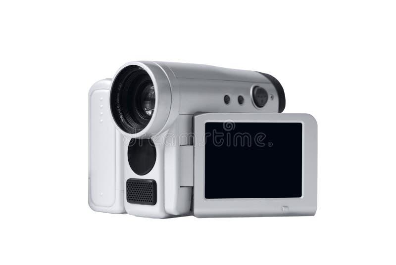 Mini macchina fotografica di DV fotografie stock libere da diritti