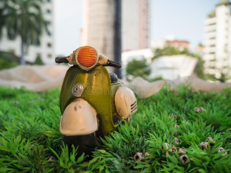 Mini motocicleta fotos de archivo libres de regalías