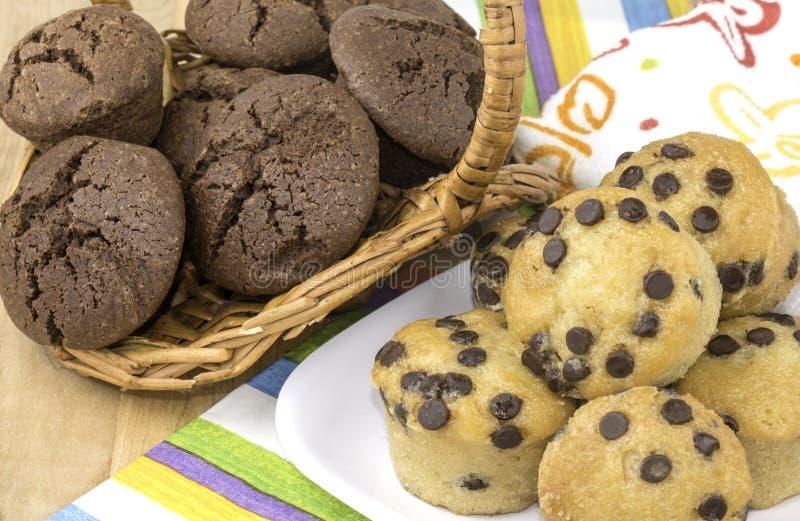 Mini Muffins fotografia de stock