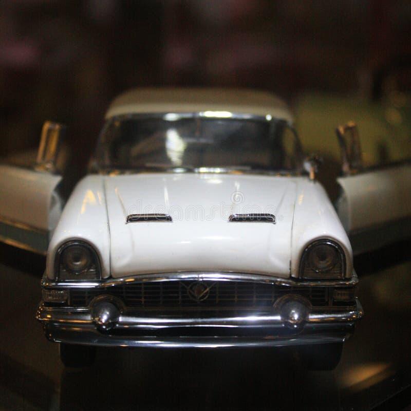 Mini Old Car immagine stock