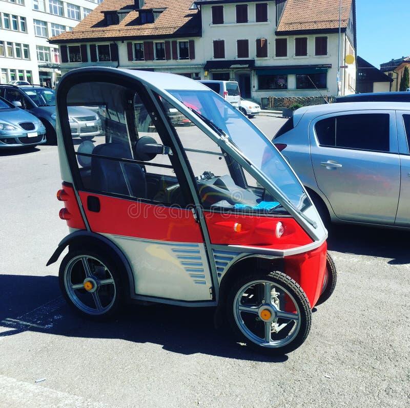 Mini One Person Electric Car immagini stock
