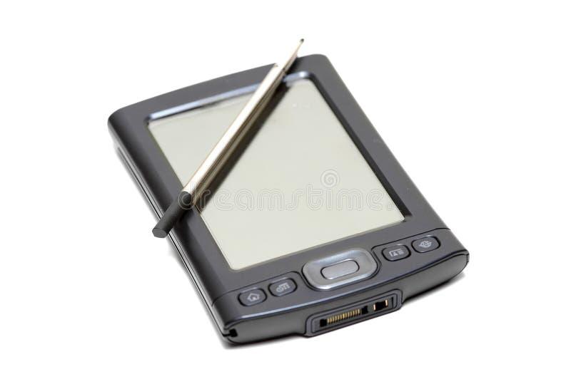 Mini ordinateur photo libre de droits