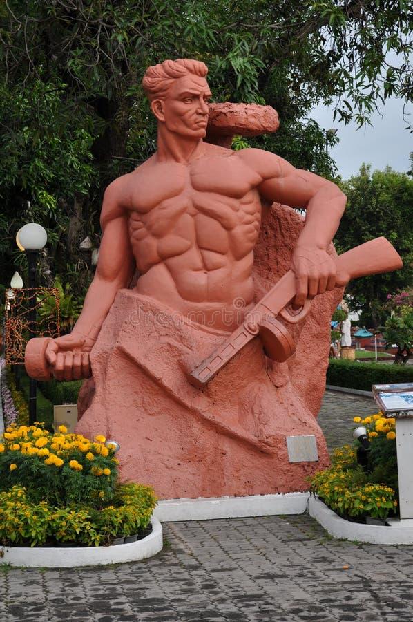 mini Pattaya Syjam Thailand zdjęcia royalty free