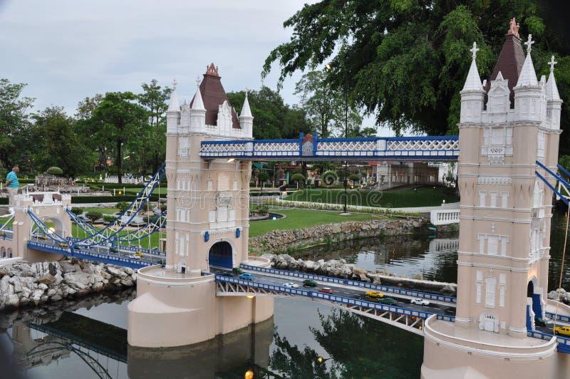 mini Pattaya Syjam Thailand obrazy royalty free
