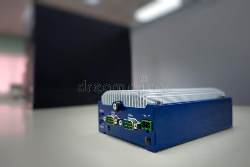 Mini-PC stockbilder