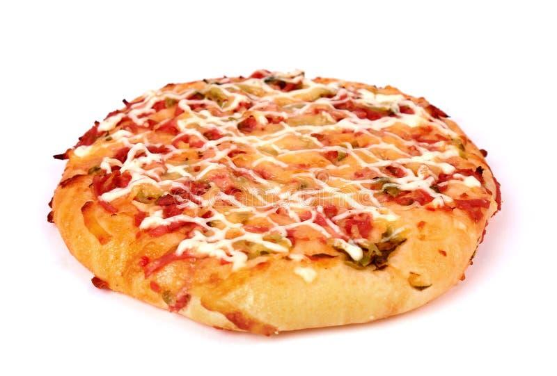 Mini pizza foto de archivo libre de regalías