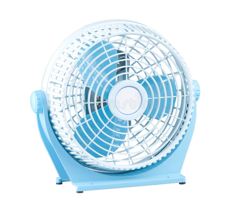 Download Mini portable electric fan stock image. Image of rotate - 20791955