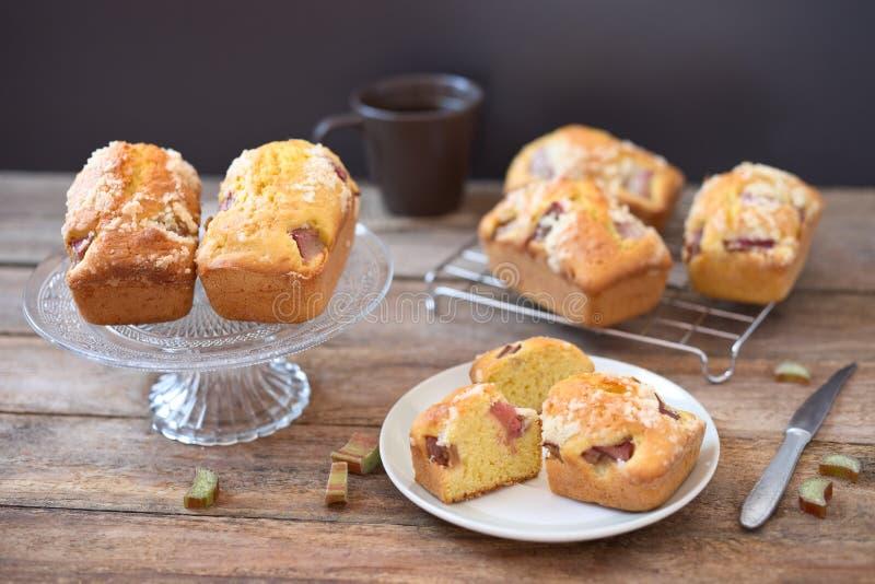 Mini Pound Cakes lizenzfreie stockfotografie