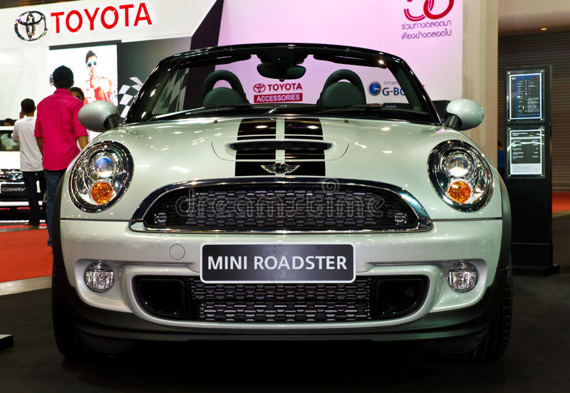 MINI roadster photos stock