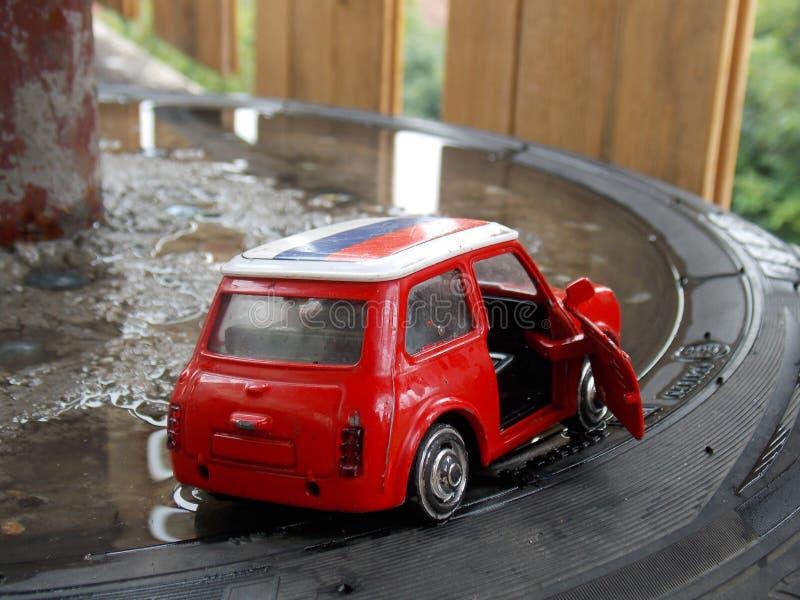 Mini samochód zdjęcia royalty free