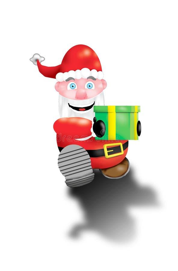 Free Mini Santa Stock Photography - 174342