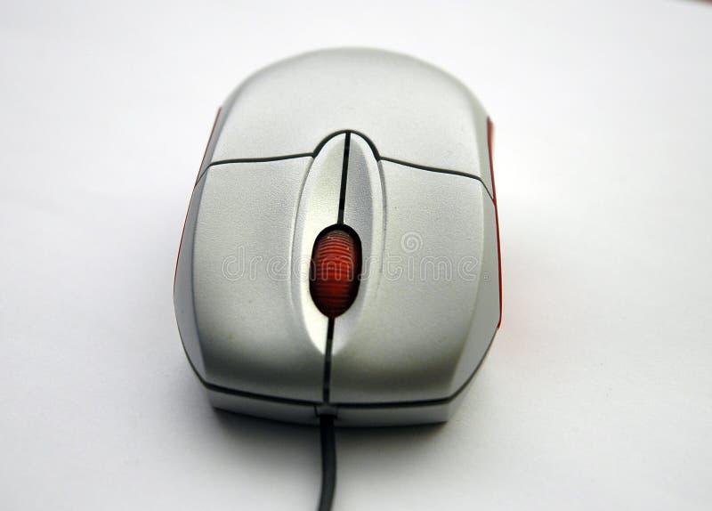 Mini souris d'ordinateur images libres de droits