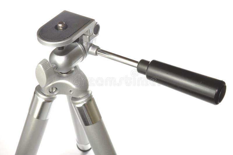 Download Mini strąka tripod biel obraz stock. Obraz złożonej z piłka - 18242031